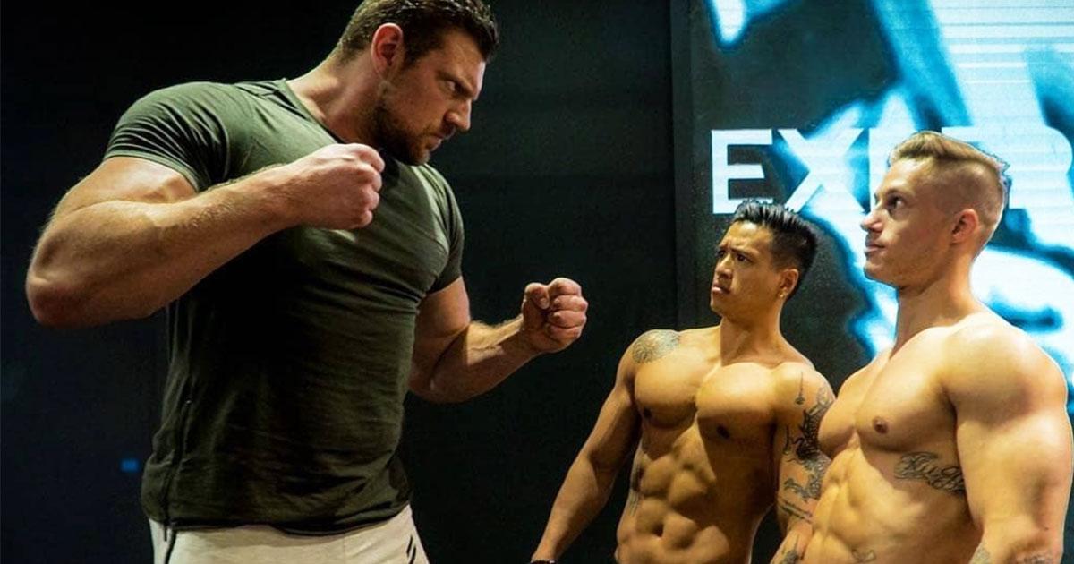 Olivier Richters: Wie der größte Bodybuilder der Welt 70