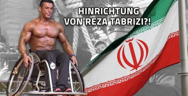 Titelbild: Iran erwägt Todesstrafe für iranischen Bodybuilder