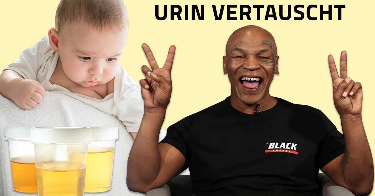 Titelbild: Wie Mike Tyson jahrelang bei Drogen-Tests betrogen hat