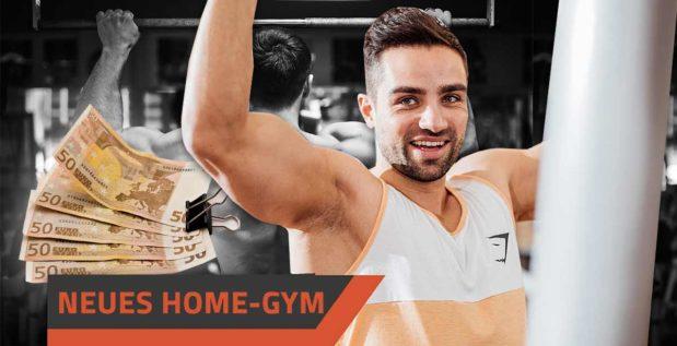 Titelbild: So viel Geld hat Goeerki in sein Home-Gym investiert