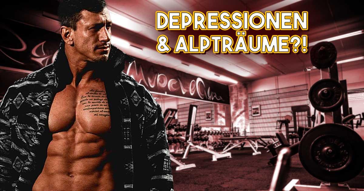 Titelbild: Rico Lopez Gomez mit Depressionen?