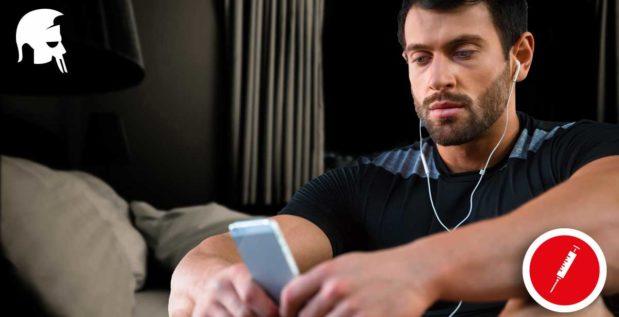 Titelbild: Raubt dir das Smartphone deinen Schlaf?