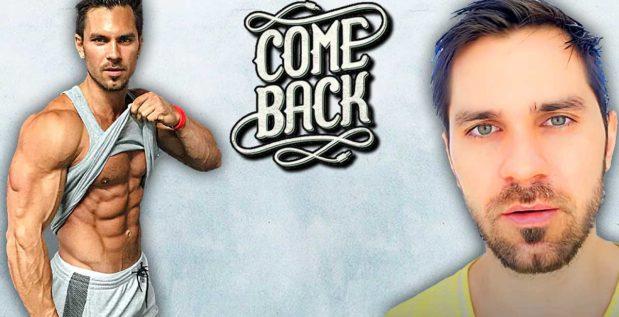 Titelbild: Alon Gabbay feiert Comeback
