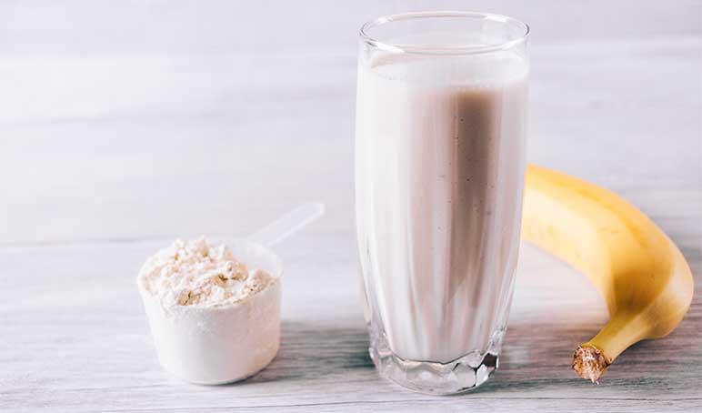 Bild: Protein-Shake