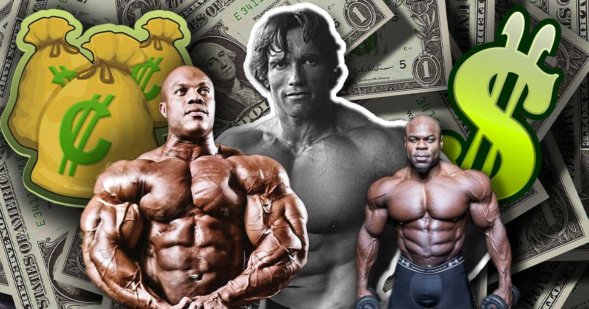 Titelbild: So hoch ist das geschätze Vermögen der Top-Bodybuilder