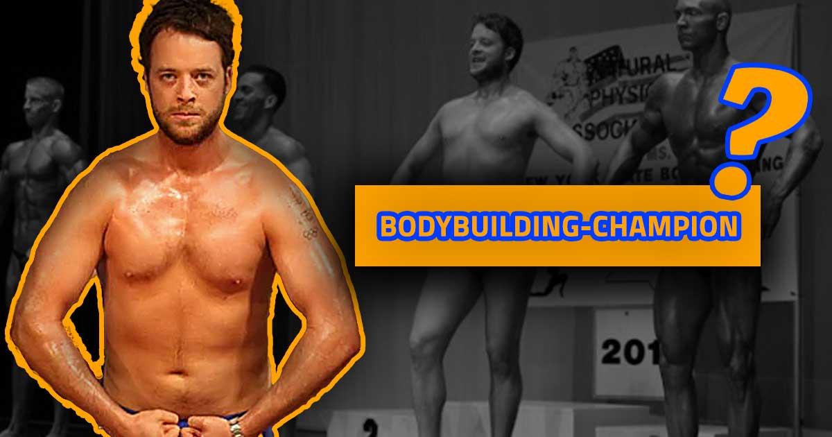 Titelbild: Wie Hamish Blake zum Bodybuilding-Champion gekürt wurde