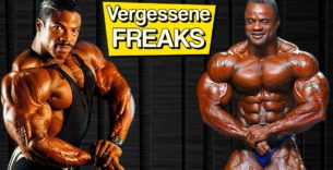 Titelbild: Vergessene Bodybuilding-Freaks
