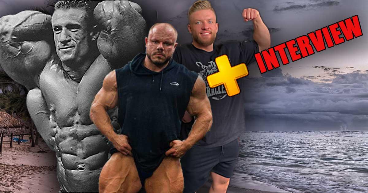 Titelbild: Deutsche IFBB Pros trainieren mit Dorian Yates!