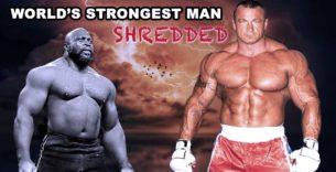Titelbild: Die krassesten Körper im Strongman-Sport!