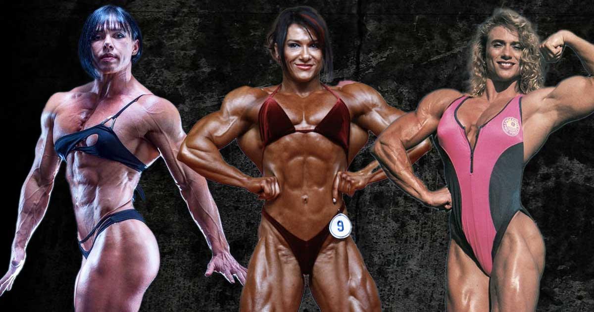 Titelbild: 5 der krassesten Bodybuilderinnen aller Zeiten!