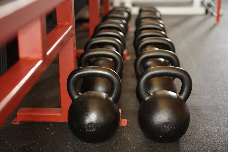 Bild: Fitnessstudio