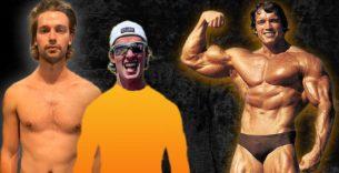 Titelbild: Sohn von Arnold Schwarzenegger präsentiert Muskel-Transformation