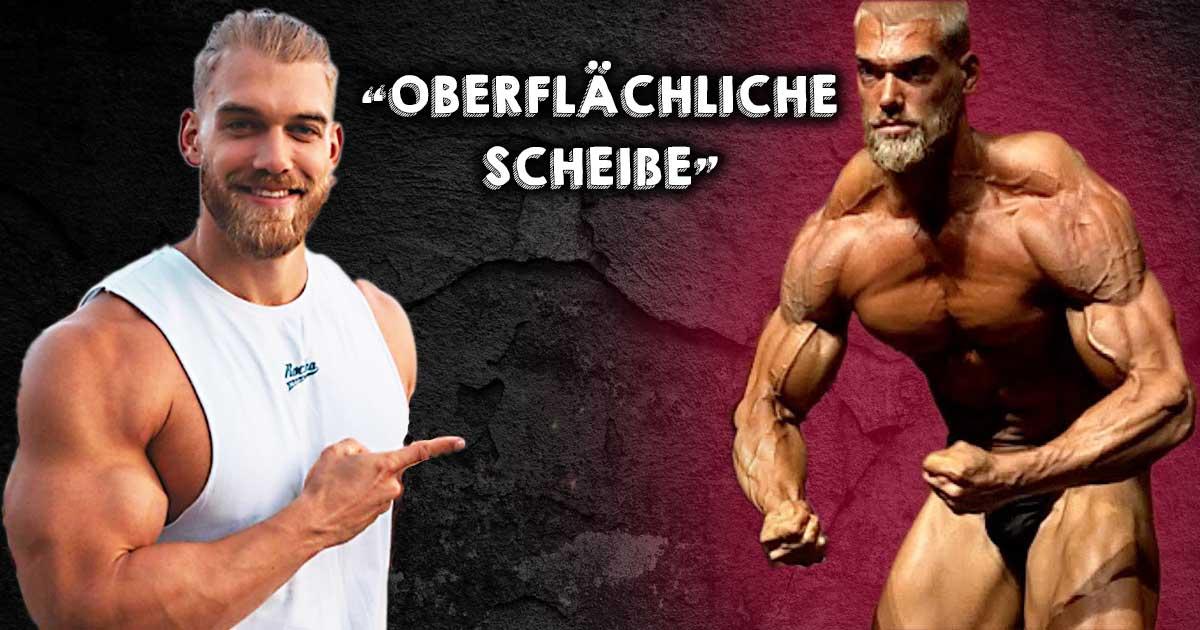 Titelbild: Deshalb hört Mischa Janiec mit Bodybuilding auf!