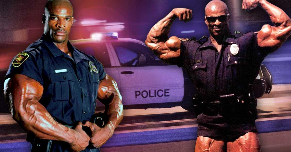Bild: Warum Ronnie Coleman bei der Polizei blieb