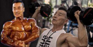 Titelbild: Das ist einer der ersten Bodybuilder Chinas!