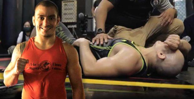 Titelbild: Kampfsportler stellt neuen Burpee-Weltrekord auf!