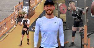 Titelbild: Schotte meistert Triathlon und ein 546-Kilo-Powerlifting-Total