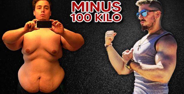 Titelbild: Luis Trigo verliert 100 Kilo Gewicht
